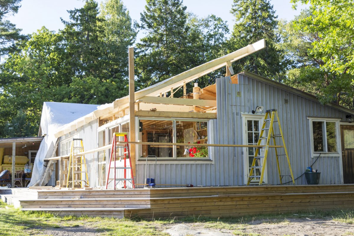 Rebuild and Reconstruction Services